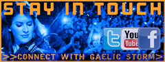 Connect With Gaelic Storm